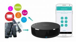 iQ-Tech SmartLife IR01, WiFi univerzálny infračervený ovládač